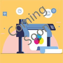 Large Format Printing - Coming Soon